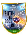 Putin the Boot in