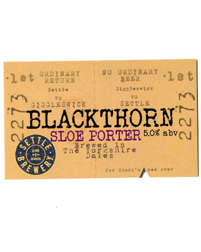 Blackthorn Sloe Porter